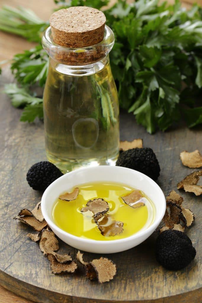 Comment se servir de l'huile de truffe ?