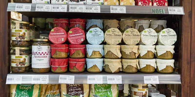 boutique un monde vegan paris