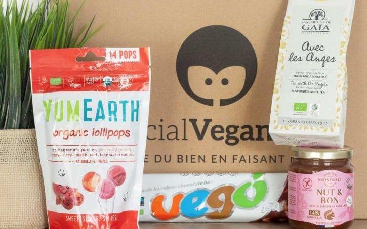 Official Vegan Shop épicerie vegan en ligne