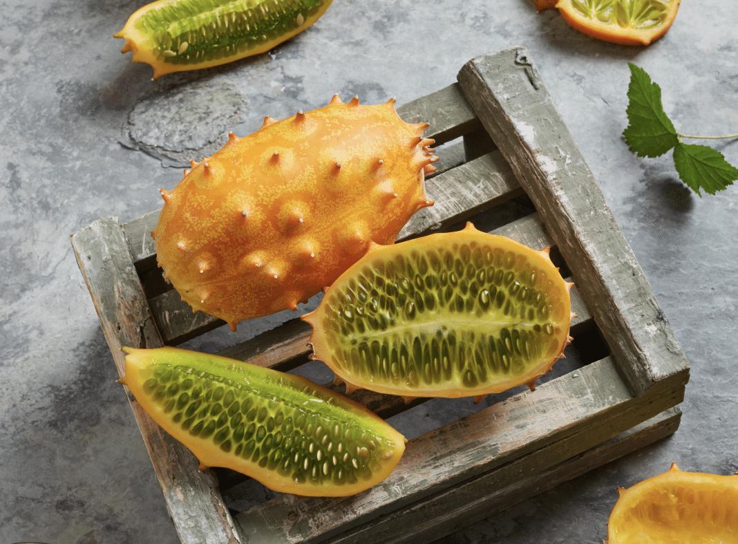 kiwano fruit meconnu