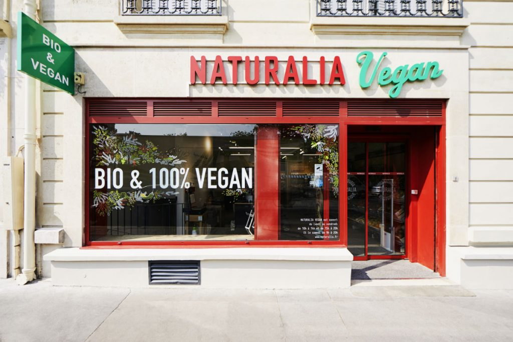 Naturalia Vegan boutique vegan paris