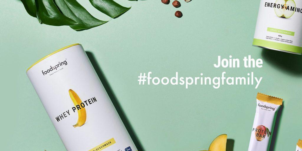 Qu'est ce que Foodspring ?