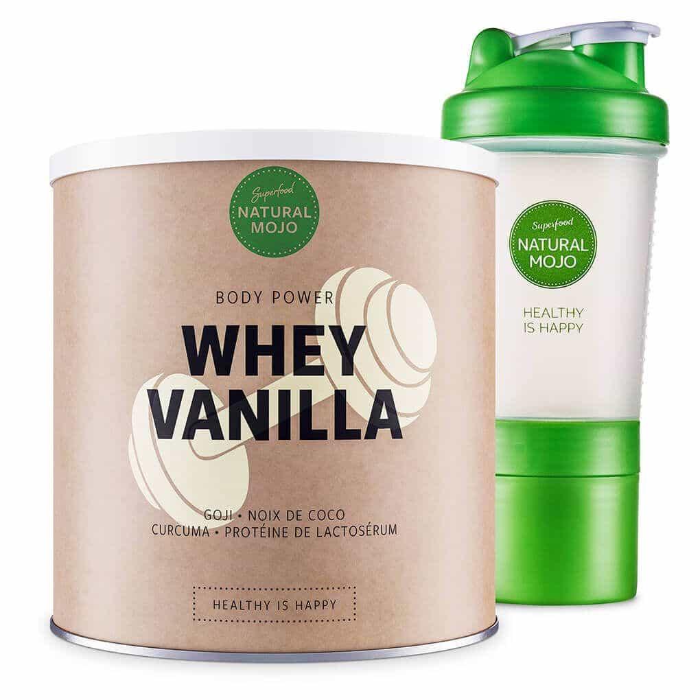 natural mojo proteine perte de poids
