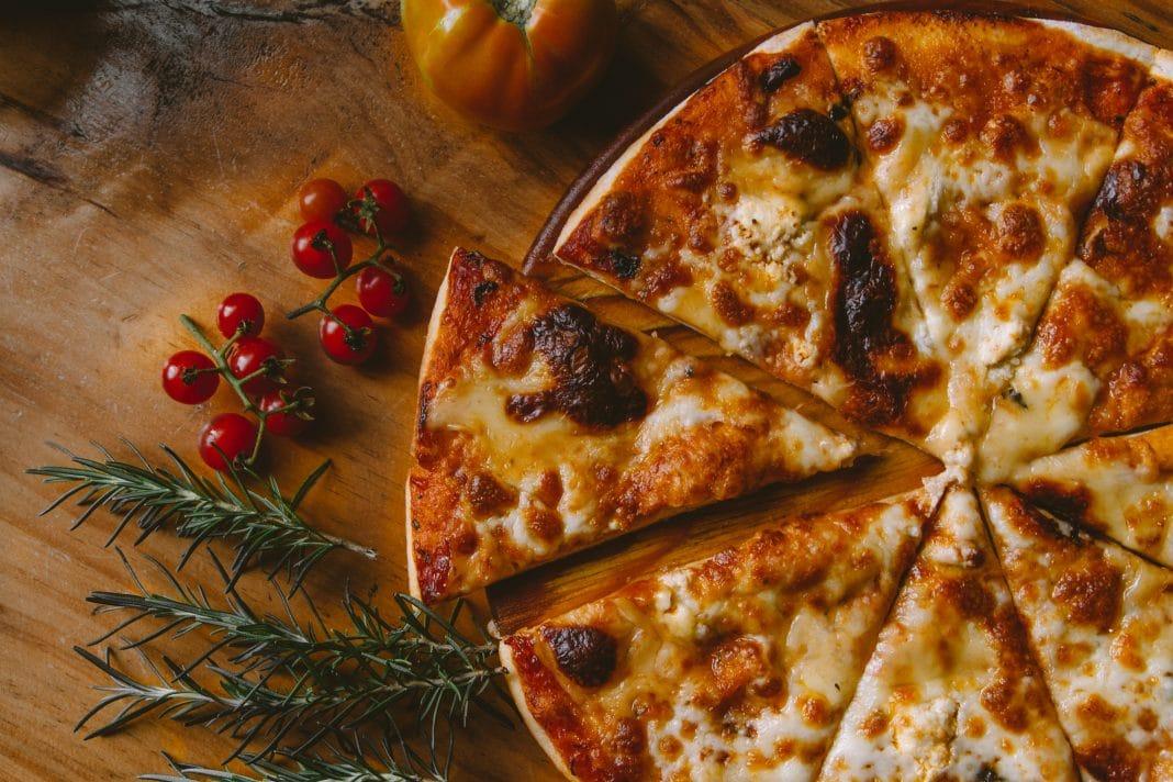 manger pizza enceinte